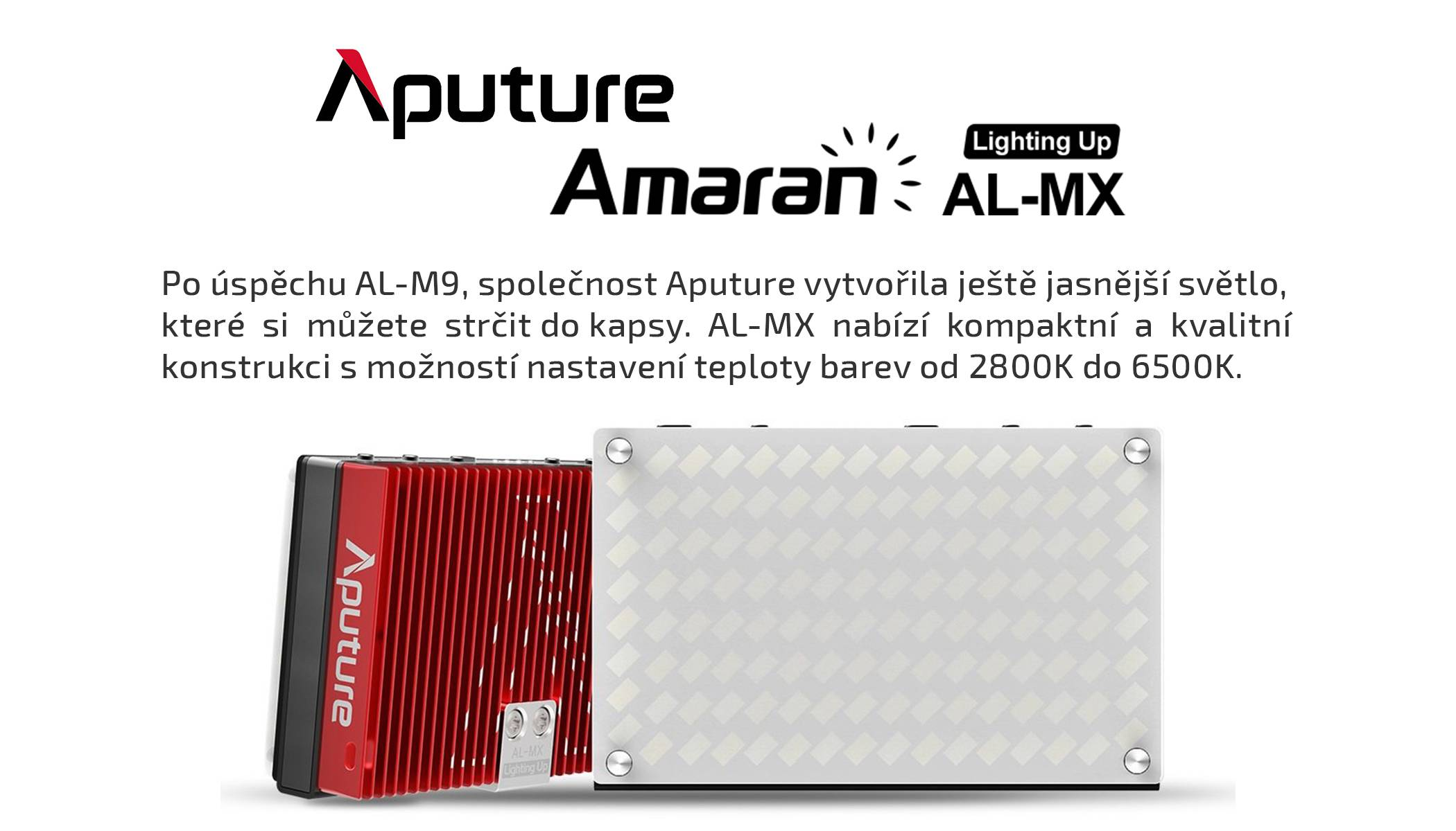 film-technika-aputure-al-mx-2800k-6500k-led-světlo