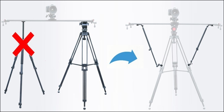 Proaim-Tripod-Stability-Arm-for-Slider-60